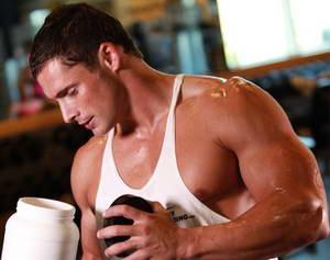 Как употреблять белок для роста мышц