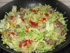 Рецепт приготовления сливочной пассерованной савойской капусты