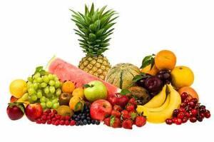 Таблица фруктов, имеющих низкий гликемический индекс
