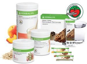 Гербалайф для похудения как правильно принимать продукты питания и противопоказания