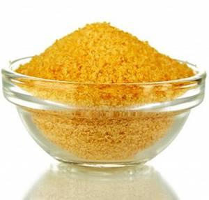 Калорийность, пищевая ценность и витаминный состав желатина