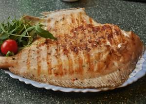 Калорийность, пищевая ценность и применение камбалы для похудения