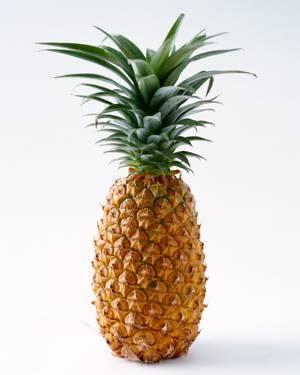 Калорийность, пищевая ценность и содержание витаминов в ананасе