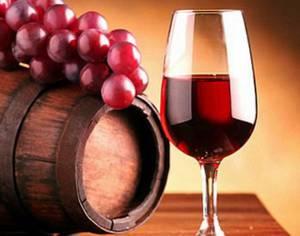 Калорийность сухого, полусухого и полусладкого красного вина