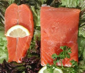 Кижуч - что это за рыба и какую пользу и вред она может принести организму человека