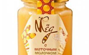 Полезные и лечебные свойства меда с маточным молочком