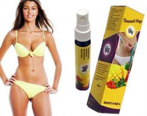 Положительные и отрицательные отзывы реальных покупателей о фитоспрее для похудения