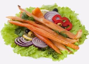 Польза и вред для здоровья брюшек семги
