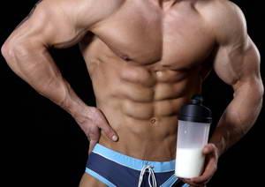 Как приготовить протеиновый коктейль для роста мышц