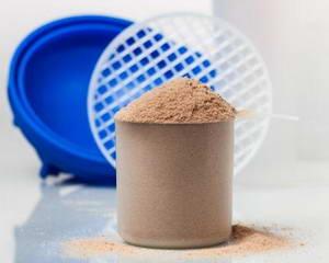 Из каких ингредиентов можно приготовить протеиновый коктейль для роста мышц