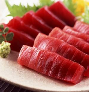 Рыба тунец, ее польза и вред для здоровья организма
