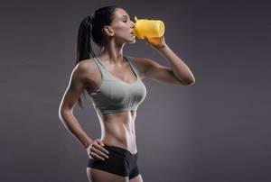 Какое спортивное питание для похудения для женщин лучше