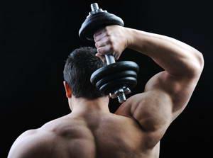 Какие гантели больше подойдут для выполнения упражнений для трицепса с гантелями