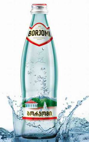 Как правильно пить минеральную воду боржоми в лечебных и профилактических целях
