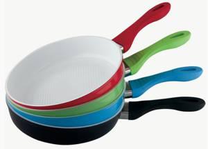Обзор марок и моделей сковород с керамическим покрытием