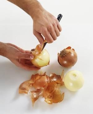 Полезные и целебные свойства луковой шелухи