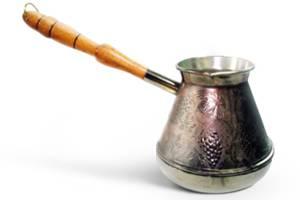 Преимущества и недостатки медных турок для кофе