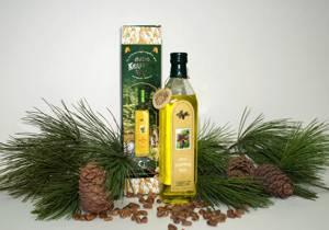 Химический состав и применение кедрового масла для похудения