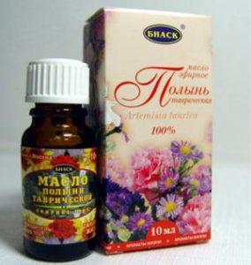 Химический состав и применения для похудения эфирного масла полыни