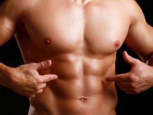 Где расположены мышцы пресса и как их быстро накачать