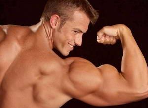Как накачать мышцы гантелями в домашних условиях