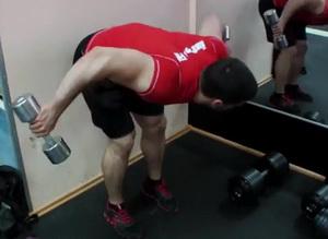 Какие ошибки можно допустить при выполнении упражнения на задние дельты