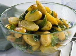 Каково меню картофельной диеты для похудения