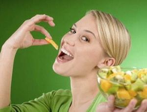 Каково меню низкокалорийной диеты для похудения