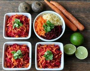 """Как можно изменять рецепт салата """"Щетка"""" для похудения"""