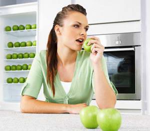 Каково меню яблочной диеты на 7 дней