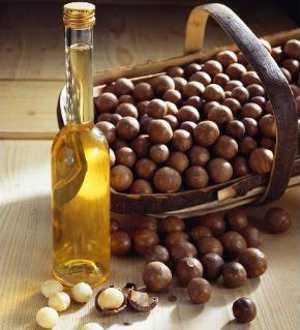 Лечебные свойства и сферы применения масла австралийского ореха (макадамии)