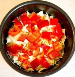 Каким получается овощное рагу в мультиварке Редмонд