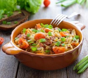 Как приготовить овощное рагу в мультиварке так, чтобы оно было диетическим