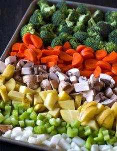 Как приготовить вкусное овощное рагу в мультиварке
