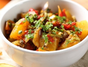 Как приготовить вкусное и полезное овощное рагу в мультиварке
