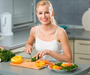 Какой должна быть длительность раздельного питания для похудения согласно его принципам