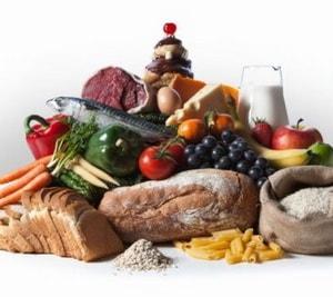 Как выглядит примерное меню раздельного питания для похудения на неделю в таблице