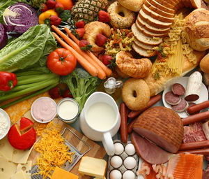 Какие продукты сочетаются согласно принципам раздельного питания для похудения