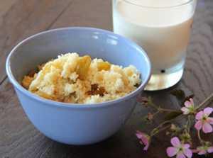 Рецепт приготовления с фото сладкого кус-куса с изюмом