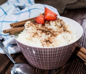 рецепт каши рисовой на молоке в мультиварке филипс