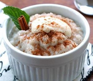рецепт вкусной рисовой каши на молоке в мультиварке