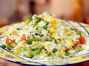рецепт рис в мультиварке с фото