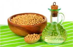 Сферы применения и химический состав соевого масла