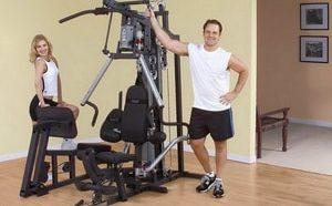 Какие существуют тренажёры для дома, развивающие максимальное количество мышц