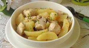 Как картофель в мультиварке можно сделать более диетическим