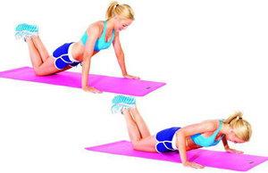 Какие упражнения наилучшим образом подходят для тренировки по 4 минуты в день по протоколу табата