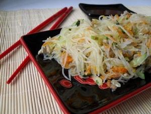 Как готовить фунчозу по-корейски