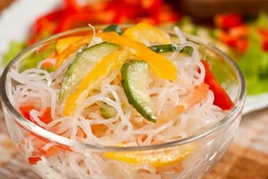 Каков пошаговый рецепт приготовления фунчозы по-корейски с фото