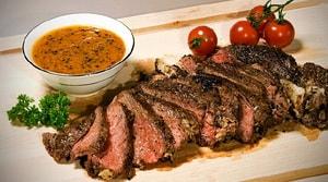 Какова диетологическая ценность сочной говядины в духовке