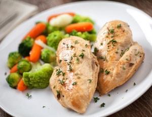 Как приготовить различные блюда из куриной грудки в мультиварке Филипс